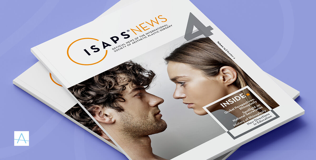 """New article by Aptos inventors for """"ISAPS News"""""""