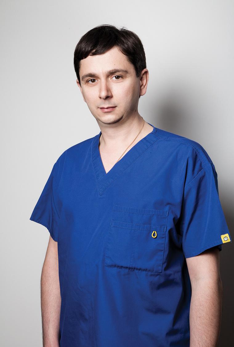 Dr. George Sulamanidze